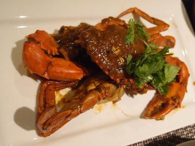 玛沙拉螃蟹