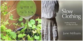 Simple Living Toowoomba ~ Herb and Slow Clothing workshops coming up