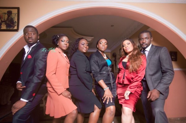 E4PR Photoshoot With Some Of Our Clients: Directed By Egor Efiok