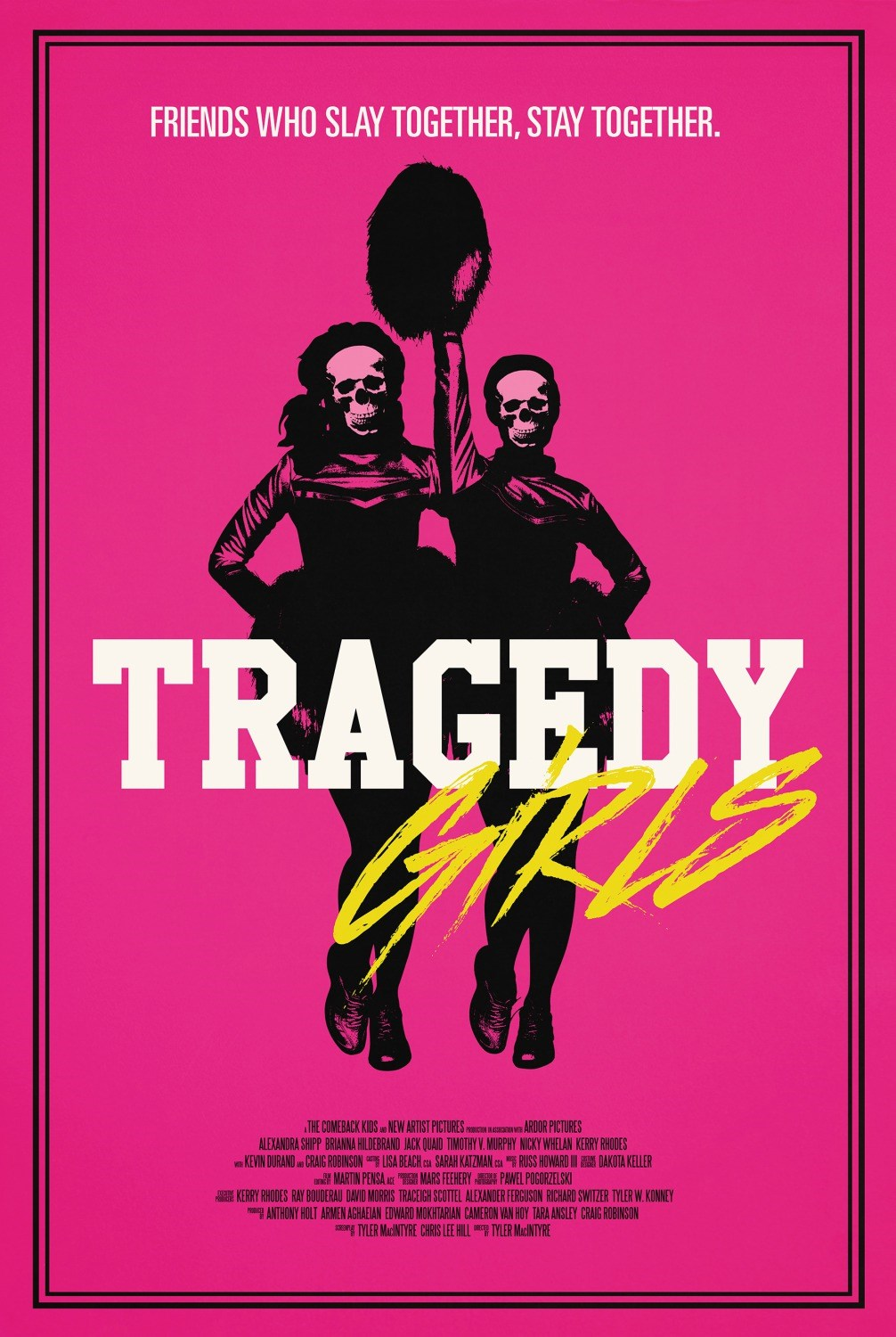 Tragedy Girls - Legendado