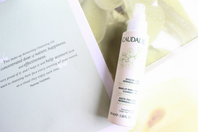 Caudalie Make Up Removing Cleansing Oil