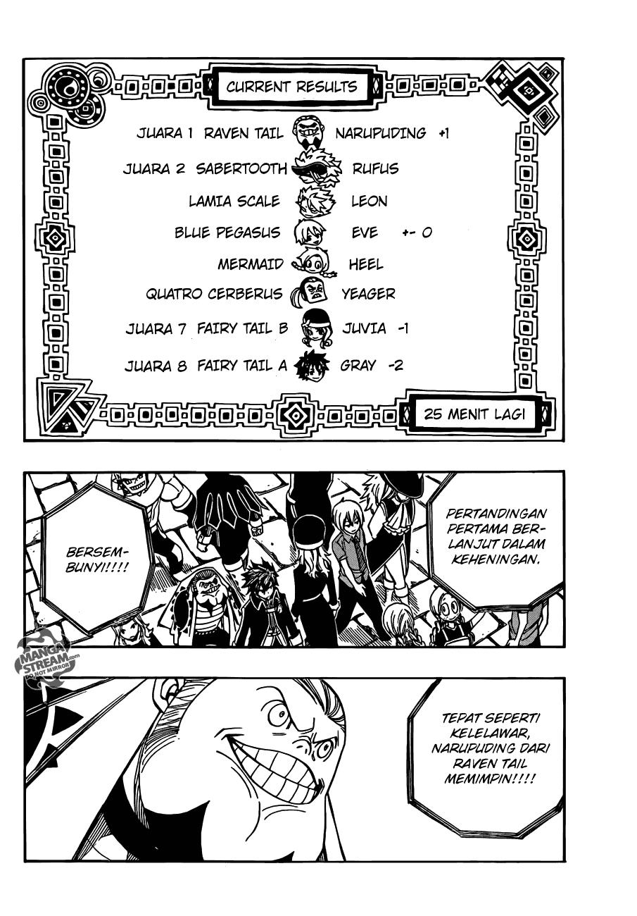 Page03 Fairy Tail 270   Menjadi Malam Bintang bintang