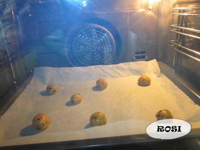 Entre cacharros de cocina cookies con thermomix for Cacharros de cocina
