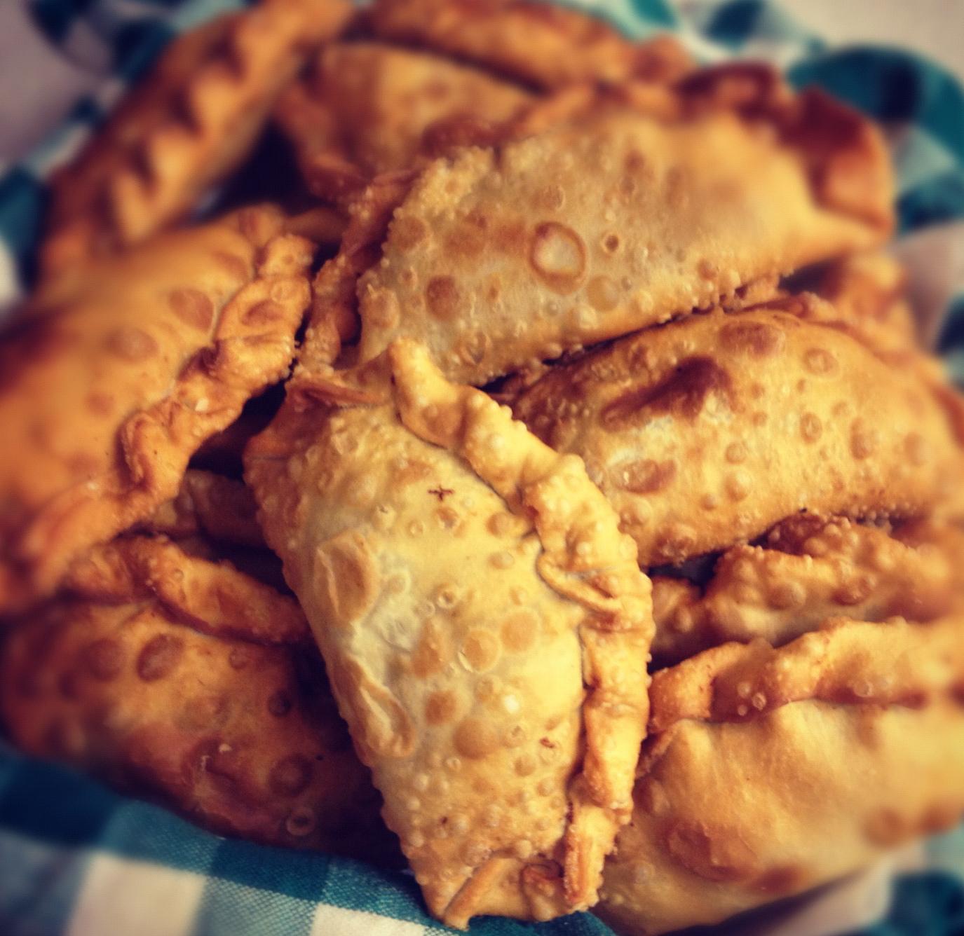 Pan Fried Argentinian Empanadas | Issue 42