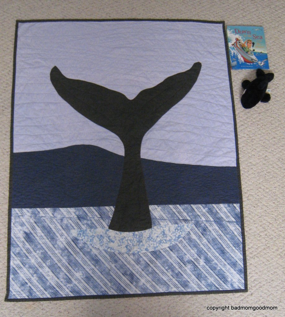 Whale Themed Baby Shower Decorations Room