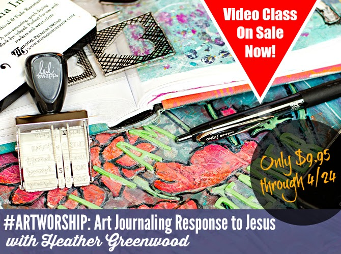 Truth Scrap 2015 classes are now available as individual purchases and on sale, and bigger discount for all seven classes, through April 24th.