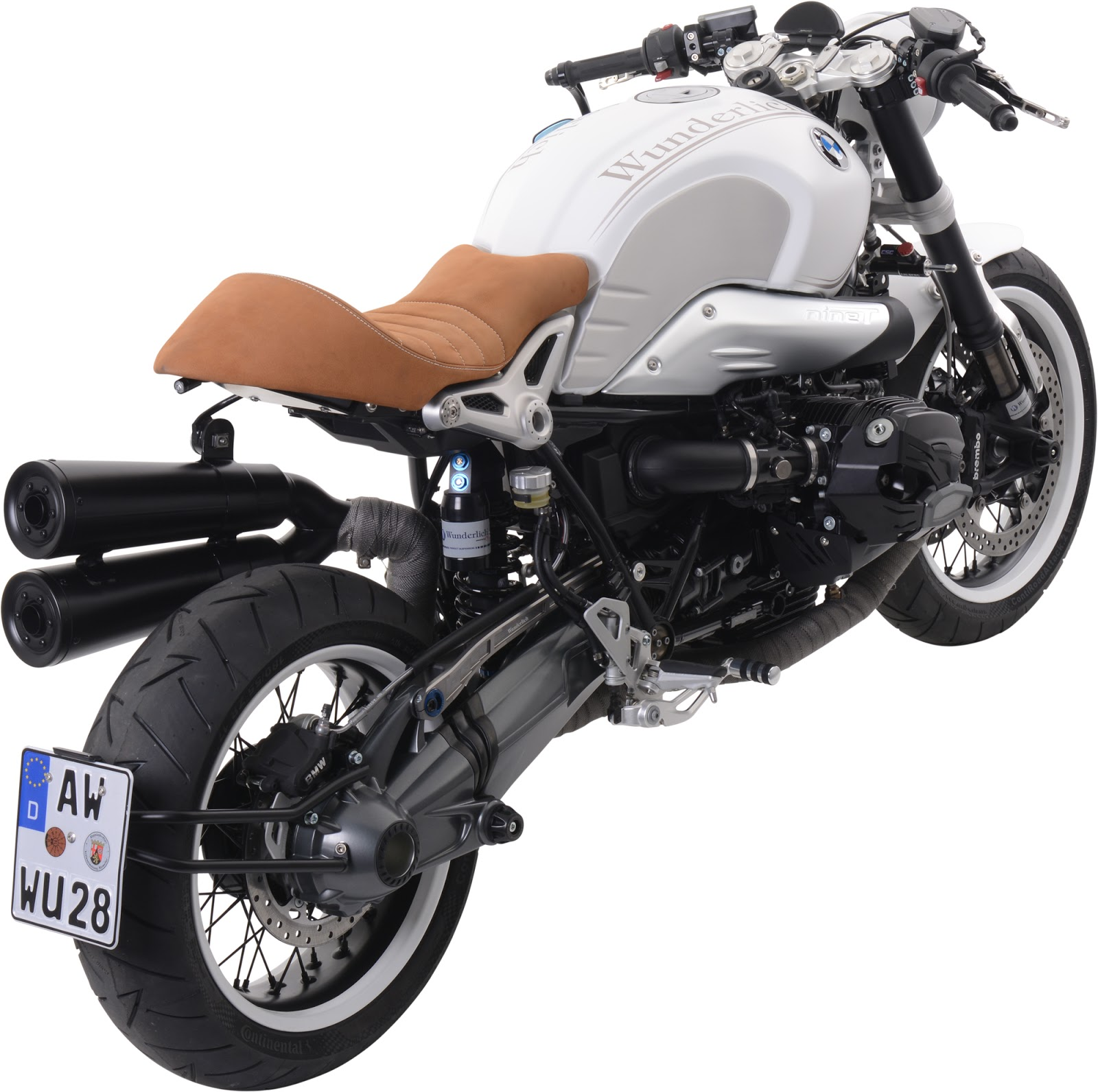 racing caf bmw r ninet caf racer by wunderlich. Black Bedroom Furniture Sets. Home Design Ideas