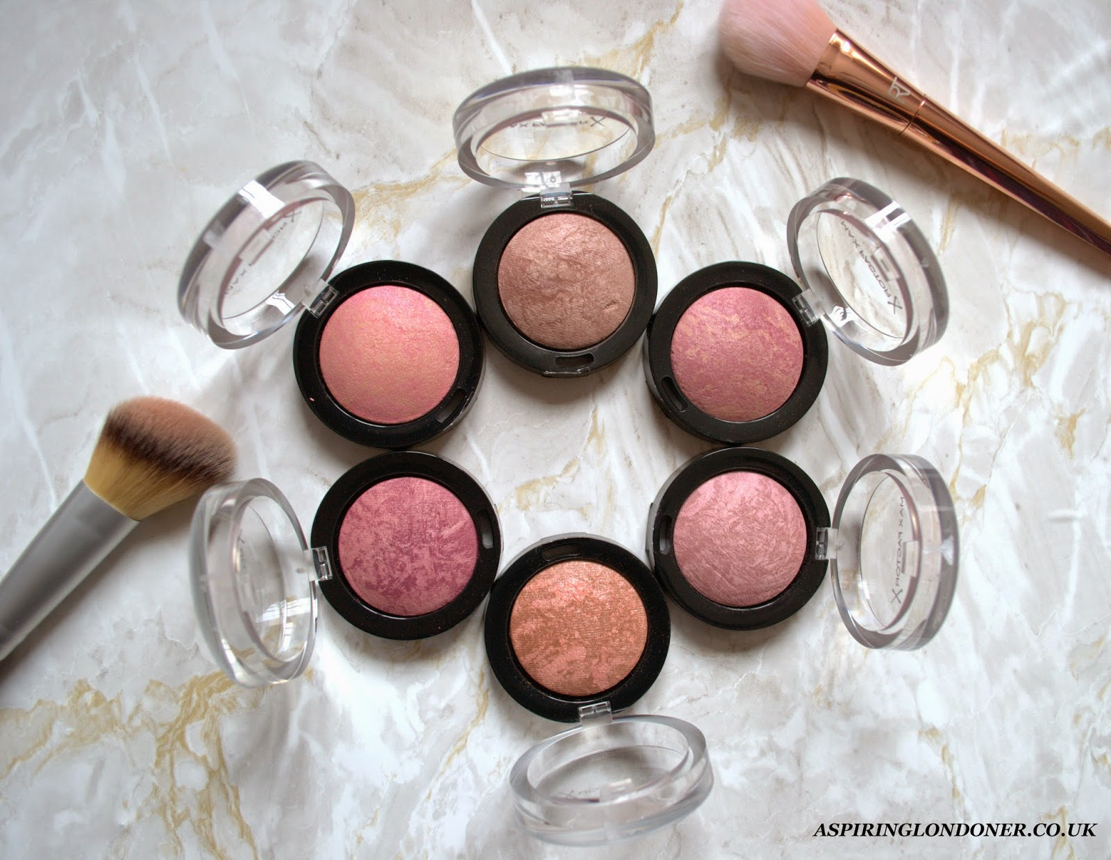 Max Factor Creme Puff Blush Review+Swatch - Aspiring Londoner