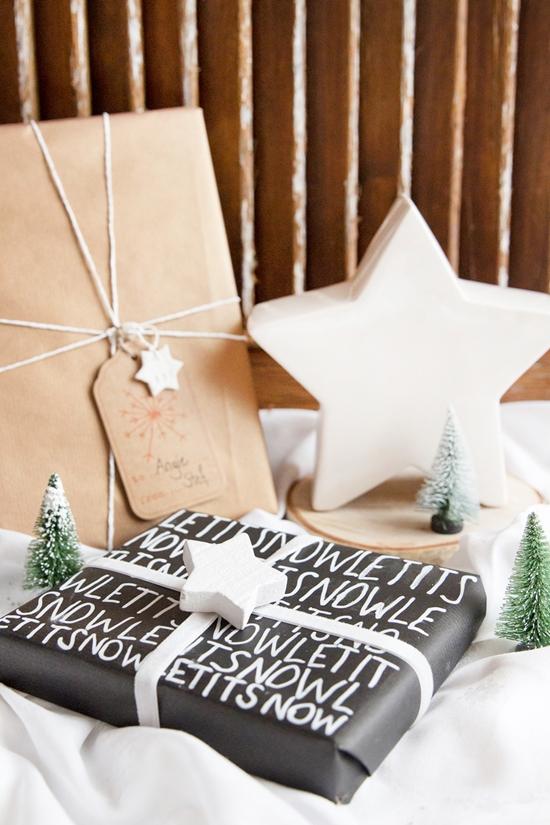 Weihnachtsgeschenke Verpackungsideen Mit Fimo