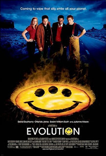 Evolucion (Evolution) Poster