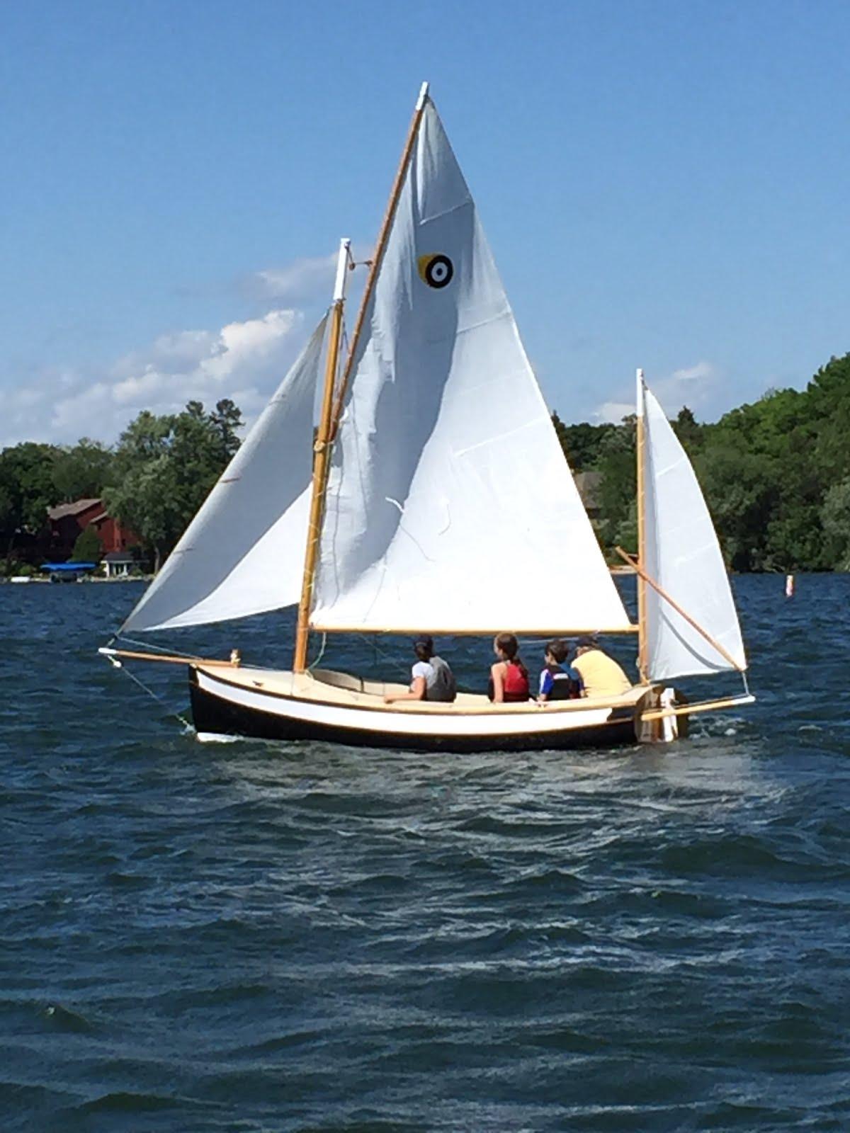Puffin - A Welsford Navigator