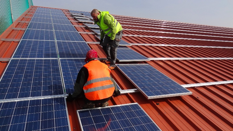 Solar Panels Installation Services In Germany Belgium
