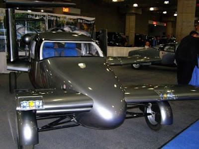 Milners' AirCar
