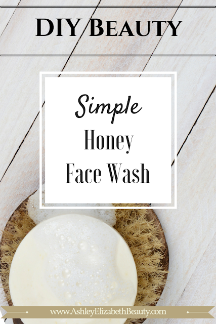 DIY Beauty: How To Create a Simple Honey Face Wash
