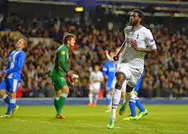 Adebayor 2 goal hero