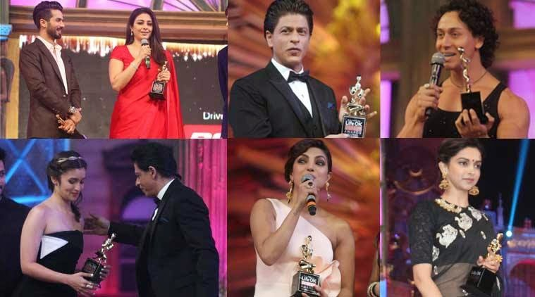 21st Life Ok Awards 2015 winners