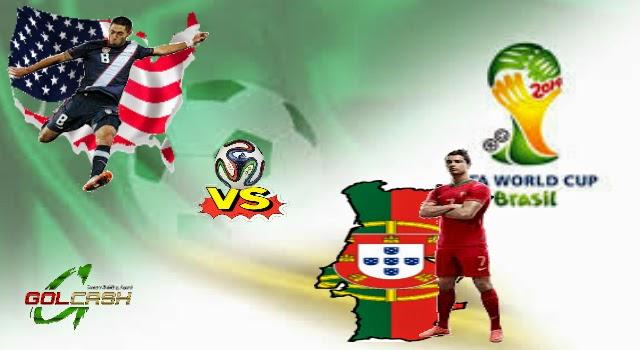 Prediksi Amerika Serikat vs Portugal
