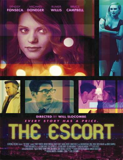 Ver The Escort (2015) Online