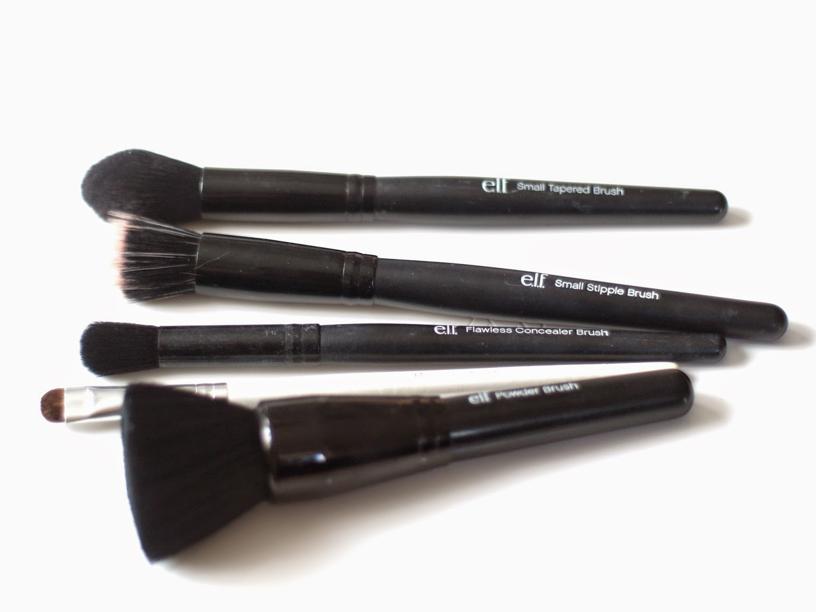 5 E.L.F. Brushes That You Need In Your Life