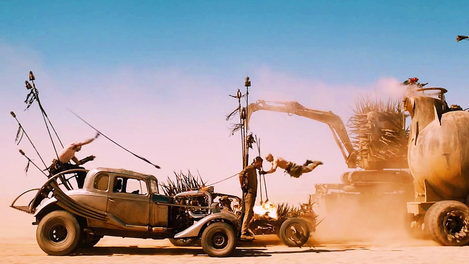 Movie Review Iron Man 3 The Bazz Speaks Mad Max Engine Diagram Fury Road