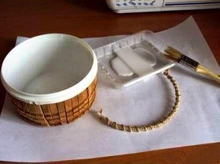 Φτιάξε αποθηκευτικό καλάθι