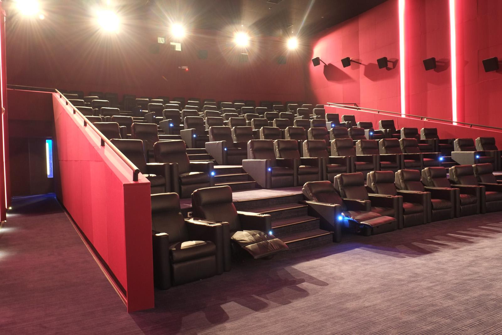 Regal movie theatre locations
