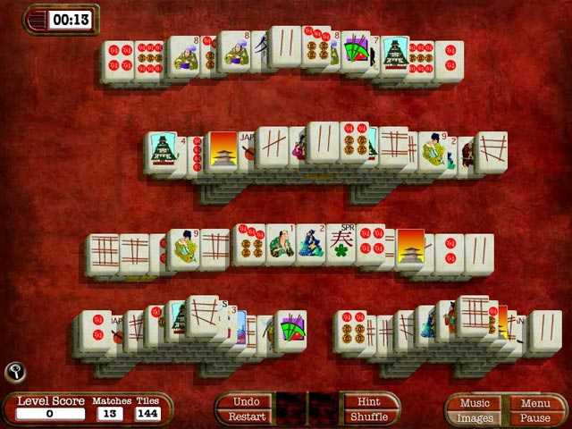 MahJong Adventures Game