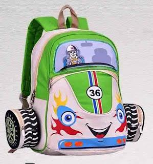 Tas Sekolah Untuk Anak Laki-Laki