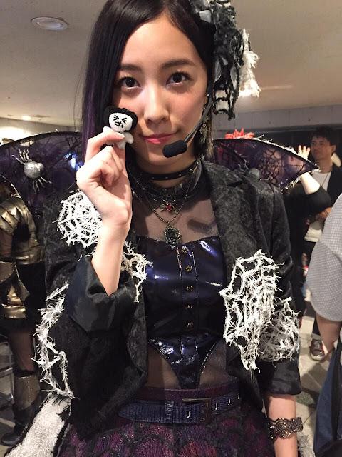 AKB48 松井珠理奈 Matsui Jurina ハロウィン・ナイト Halloween Night