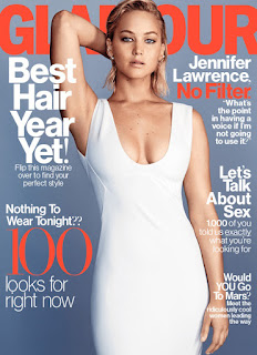 Jennifer Lawrence in Glamour Magazine   Picture Jennifer Lawrence 2016 (2).jpg