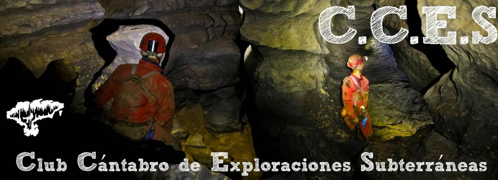Club Cántabro Exploraciones Subterráneas