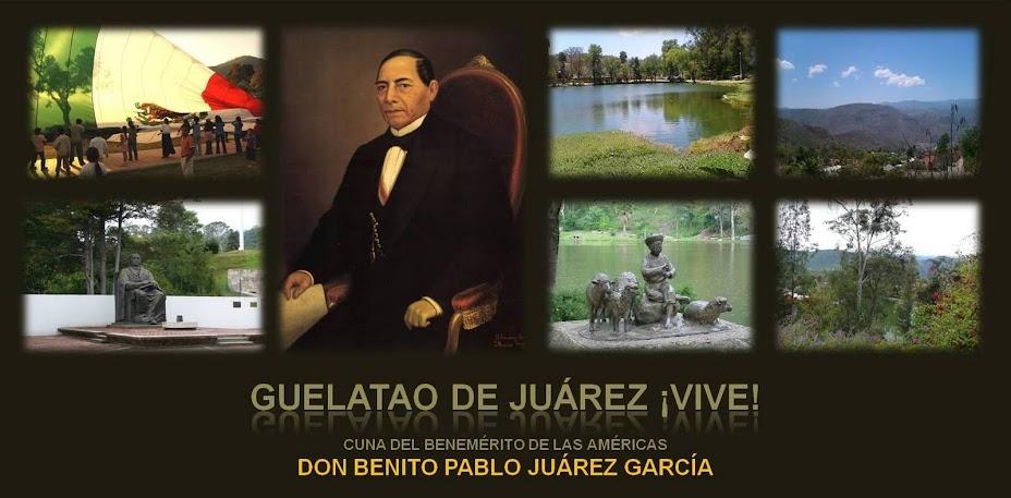 GUELATAO DE JUÁREZ VIVE