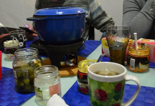 fondue chinoise night
