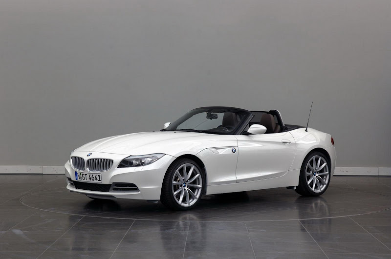 2011 BMW Z4 Pure Balance