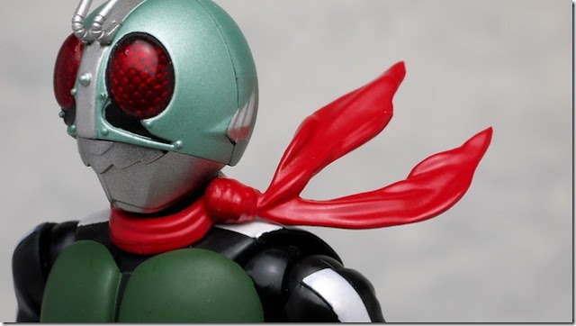 SHFiguarts Kamen Rider shin