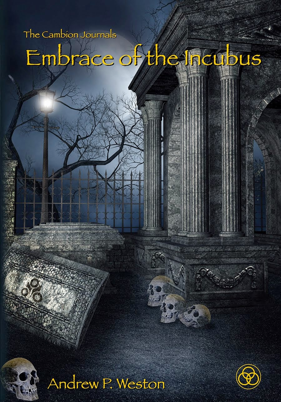 Book 3 of The Cambion Journals