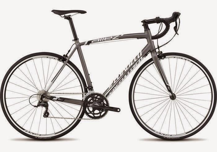Road Bike Specialized Allez Sport 2015   Harga: Rp. 5.750