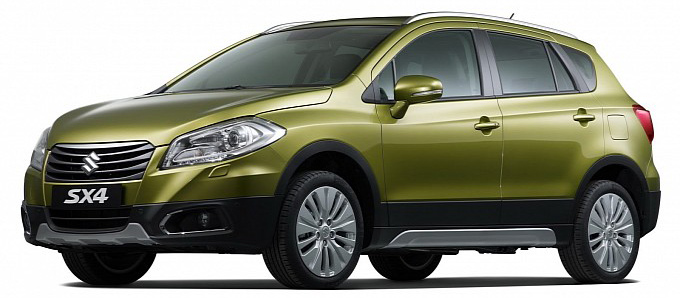 2014 Suzuki SX4 S-Cross Price and Specs
