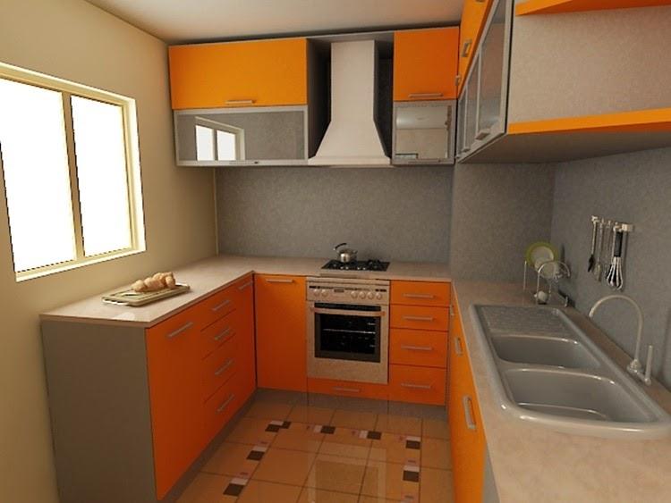 Desain Keramik Dapur Rumah Minimalis Modern agar Terlihat Tetap Bersih