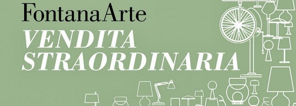 4BildCasa: Svendita straordinaria FontanaArte