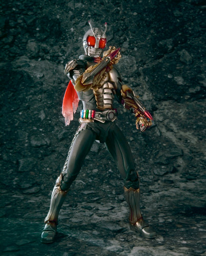 SIC Kamen Rider Super One action figure