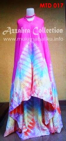Pemasaran Online mukena Bali