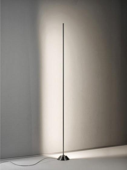 Multinotas lamparas de pie dise o minimalista - Lamparas de pie minimalistas ...