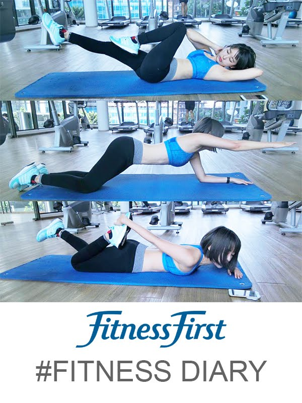 Purpletiff Fitness Diary