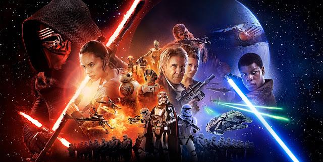 Star Wars: O Despertar da Força quebra recordes de bilheteria
