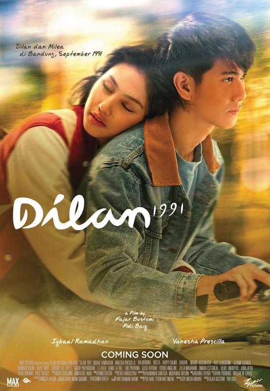 11 JULAI 2019 - DILAN 1991 (Indonesian)