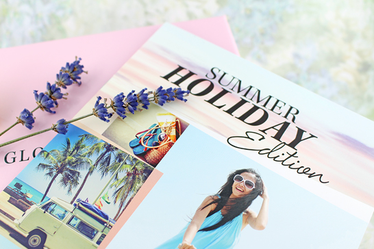 Glossybox Juli 2014 - Summer Holiday Edition