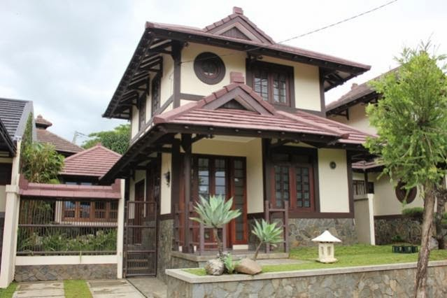 model rumah gaya jepang