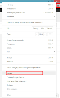 tips cara setting proxy di google chrome