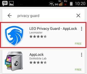 Cara Mengunci (Proteksi) Aplikasi & Folder Di Android